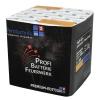 Brokatkomet + Blaue Sterne (PQ25-25-4)