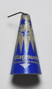 Magnum Riesen Gold-Vulkan