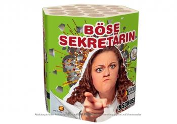 Böse Sekretärin