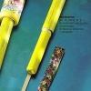 Goldflitter-Rakete