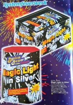 Magic Light in Silver