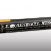 Jumbo Rauchfackel Weiß (125-7)