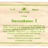 Sternrakete I