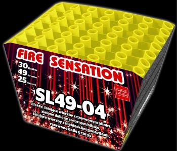Fire Sensation