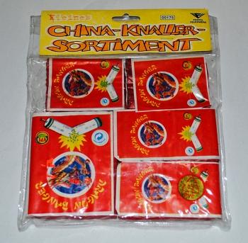 (Kleines) China-Knaller-Sortiment