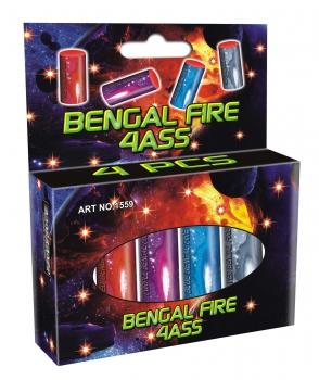 Bengal Fire 4 Ass