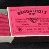 Bengalische Streichhölzer, Rot (Bengalholz (rot))