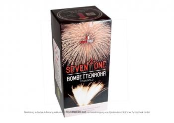 Seven-2-One Bombettenrohr Titangold
