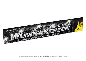 Wunderkerzen Super Long, 30 cm