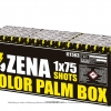 Zena Color Palm Box (01563)