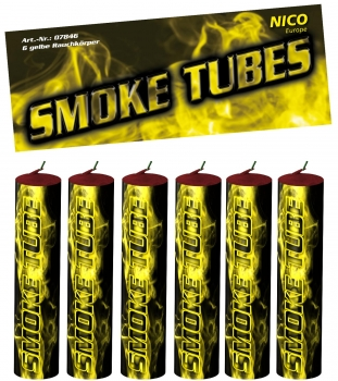 Smoke Tube gelb