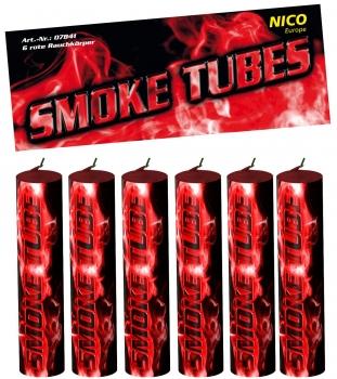 Smoke Tube rot