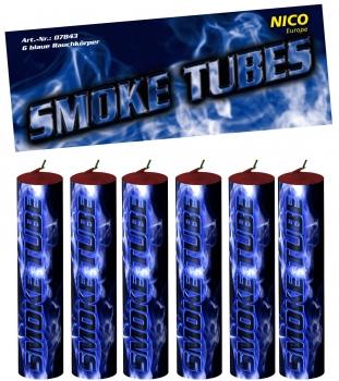 Smoke Tube blau