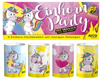 Einhorn Party
