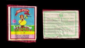 Knallkörper Bo Peep Nr. 340A (Paket-Cracker)
