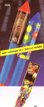 Super, Raketensortiment (Art.Nr. 2328)