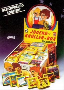 Jugend-Knüller-Box I / II / III