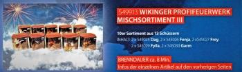 Wikinger Profifeuerwerk, Mischsortiment III