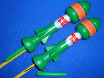 Magic-Ball-Rakete