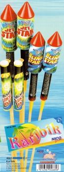 Karibik (6 Raketen)