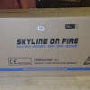 Skyline On Fire