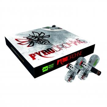 Pyro-Drohne