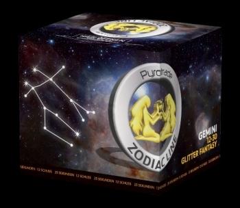 Gemini - Glitter Fantasy - Zodiac Line